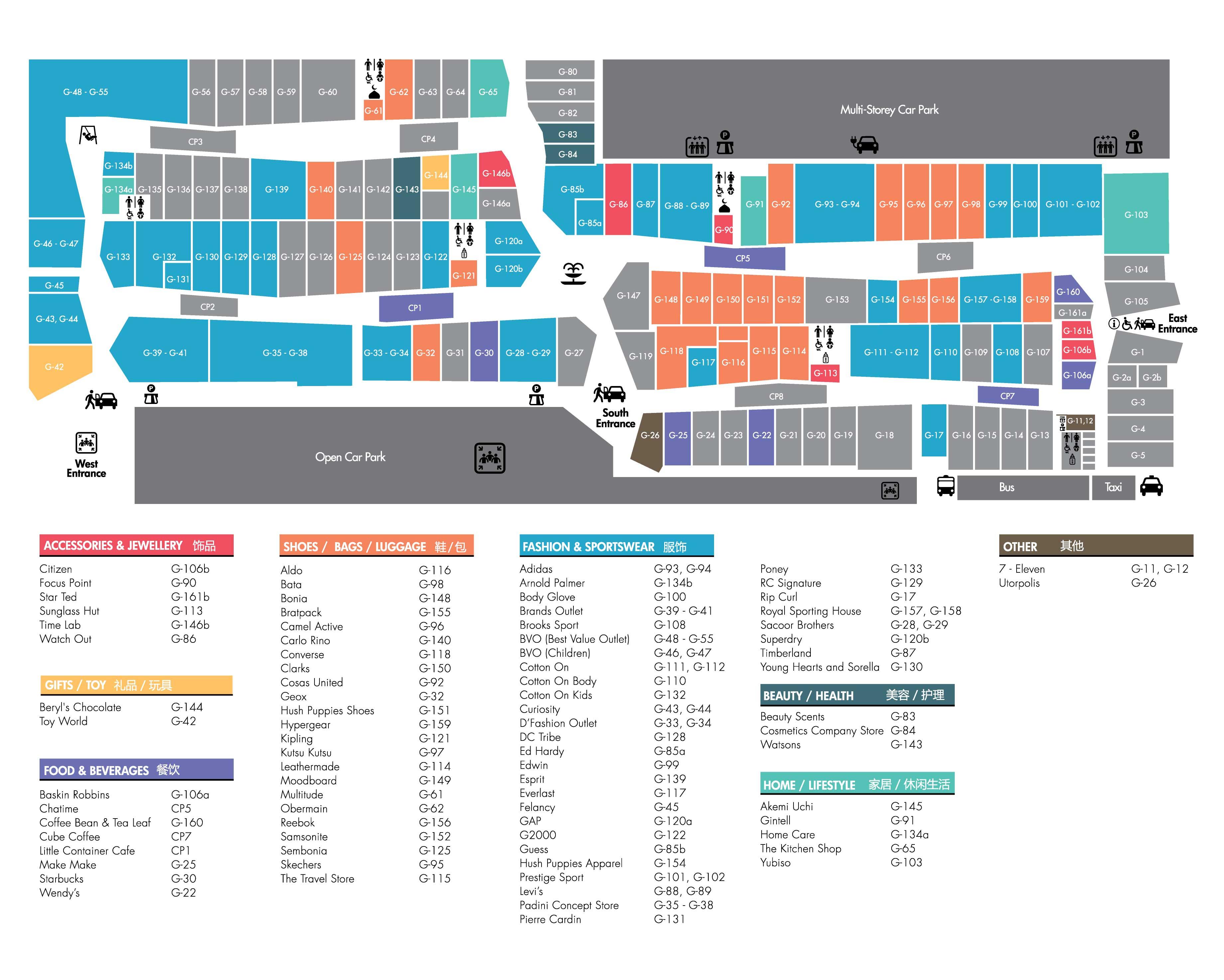 Design Village Directory