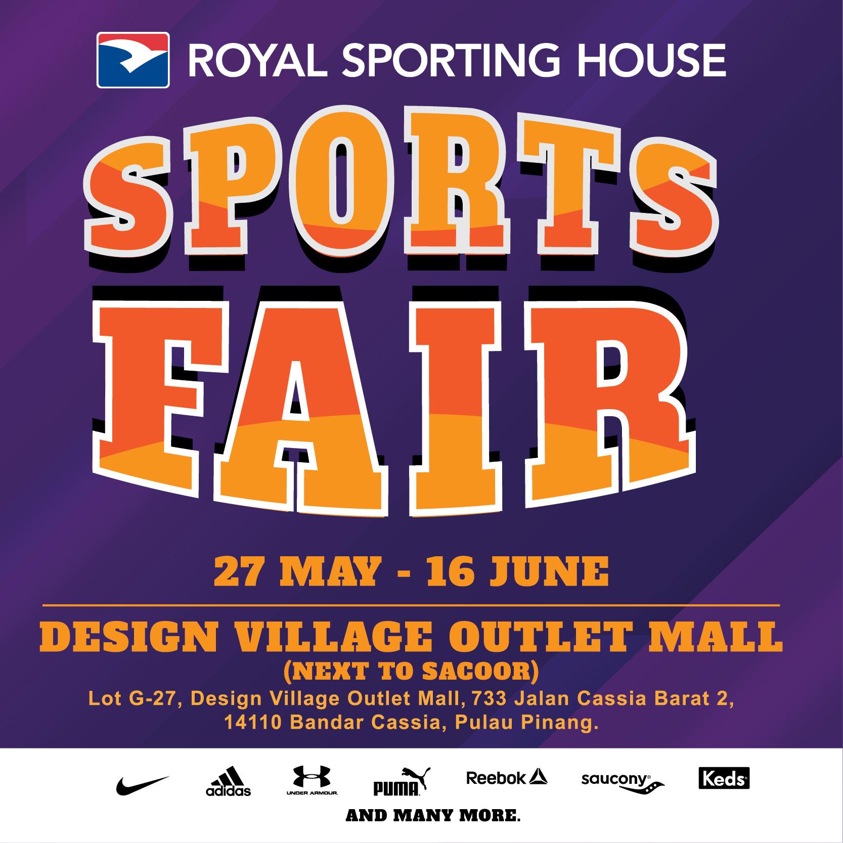 RSH Sports Fair (Design Village)- FB-01