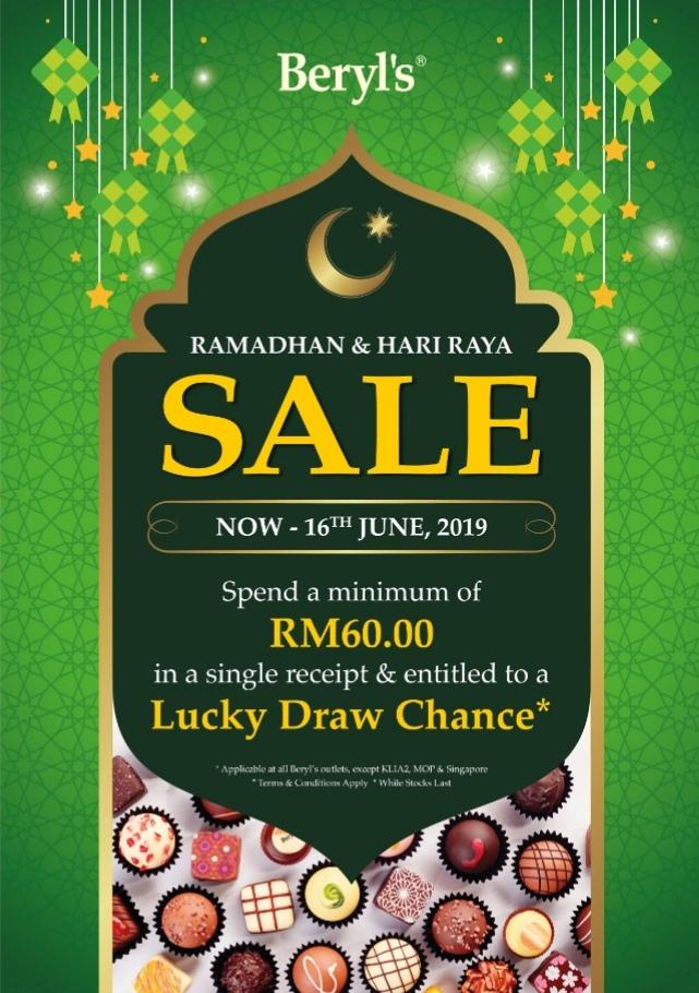 6a50ccdd14 Beryl's Chocolate Ramadhan & Hari Raya Sale