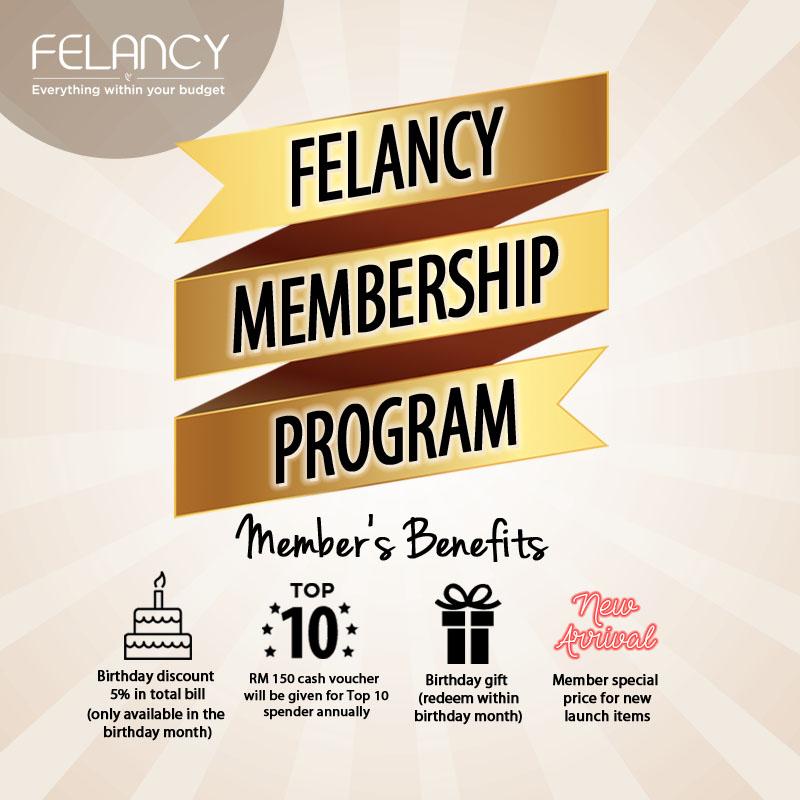 Felancy Membership Program Posting