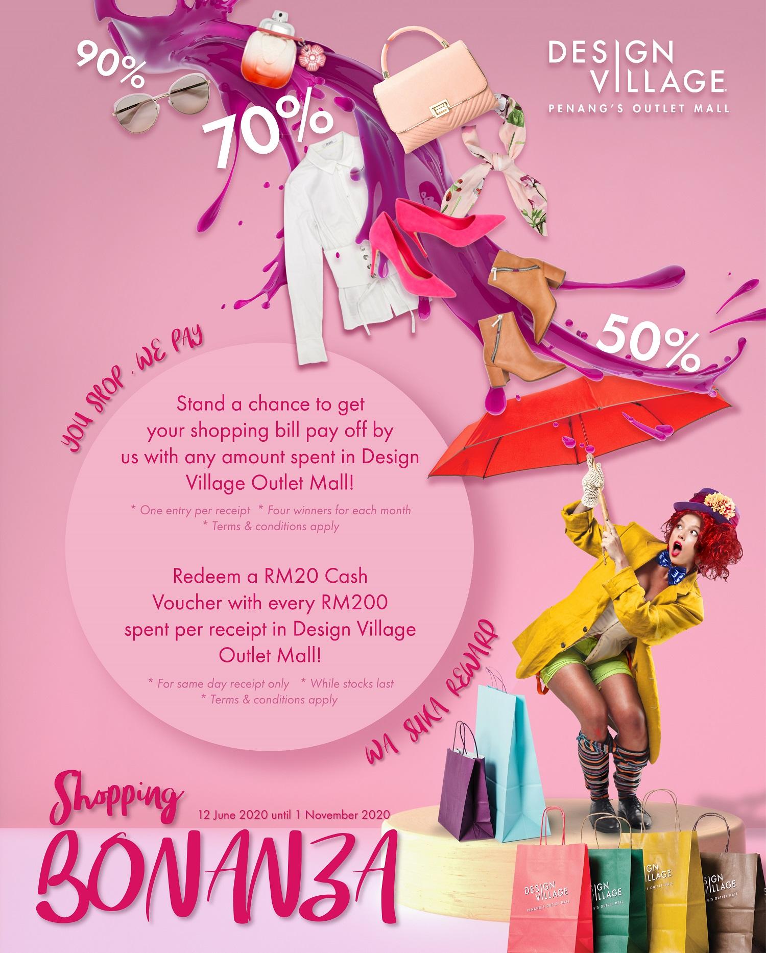 Shopping Bonanza Preview