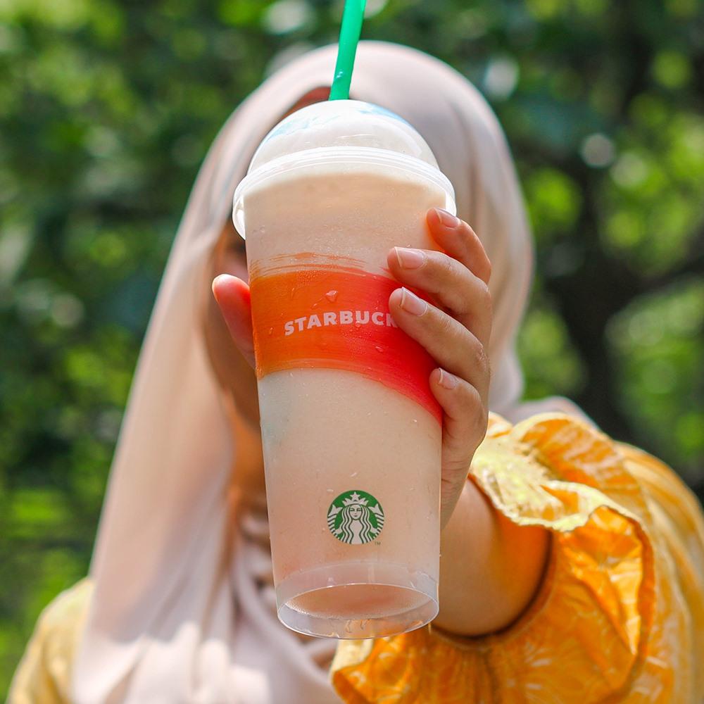 Promotion 1 - Peach Beverages Promo