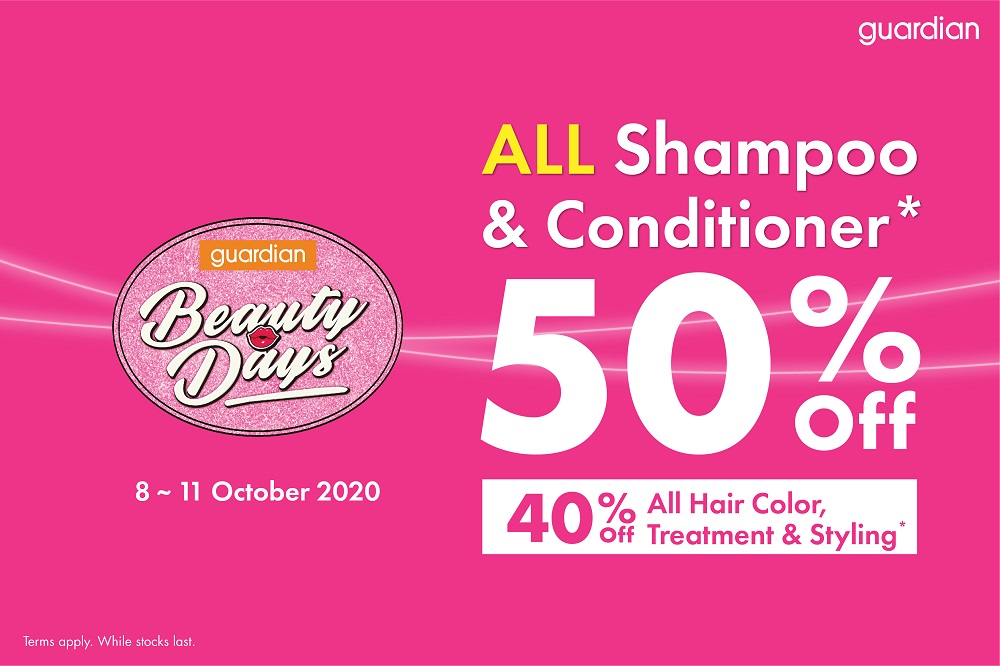 8-11 Oct BD Hair Care